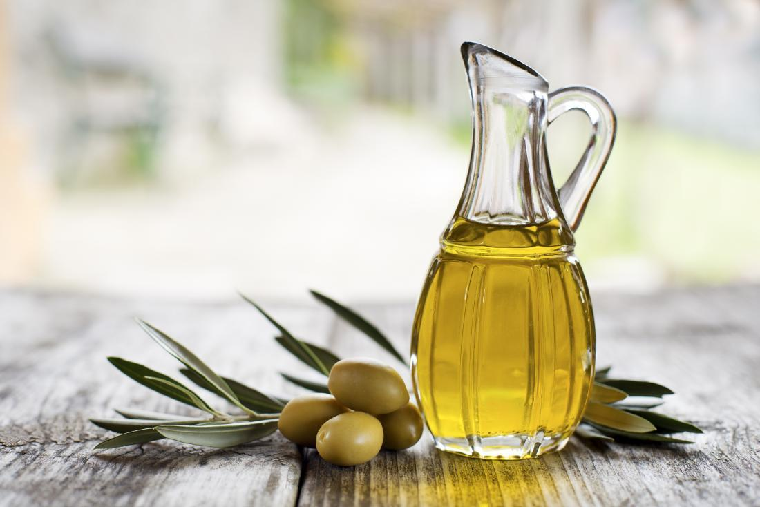 dầu ô liu nguyên chất có lượng polyphenol cao hơn