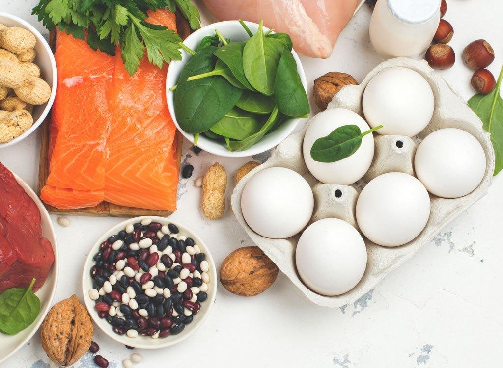 Ăn thực phẩm giàu protein tốt cho sức khỏe