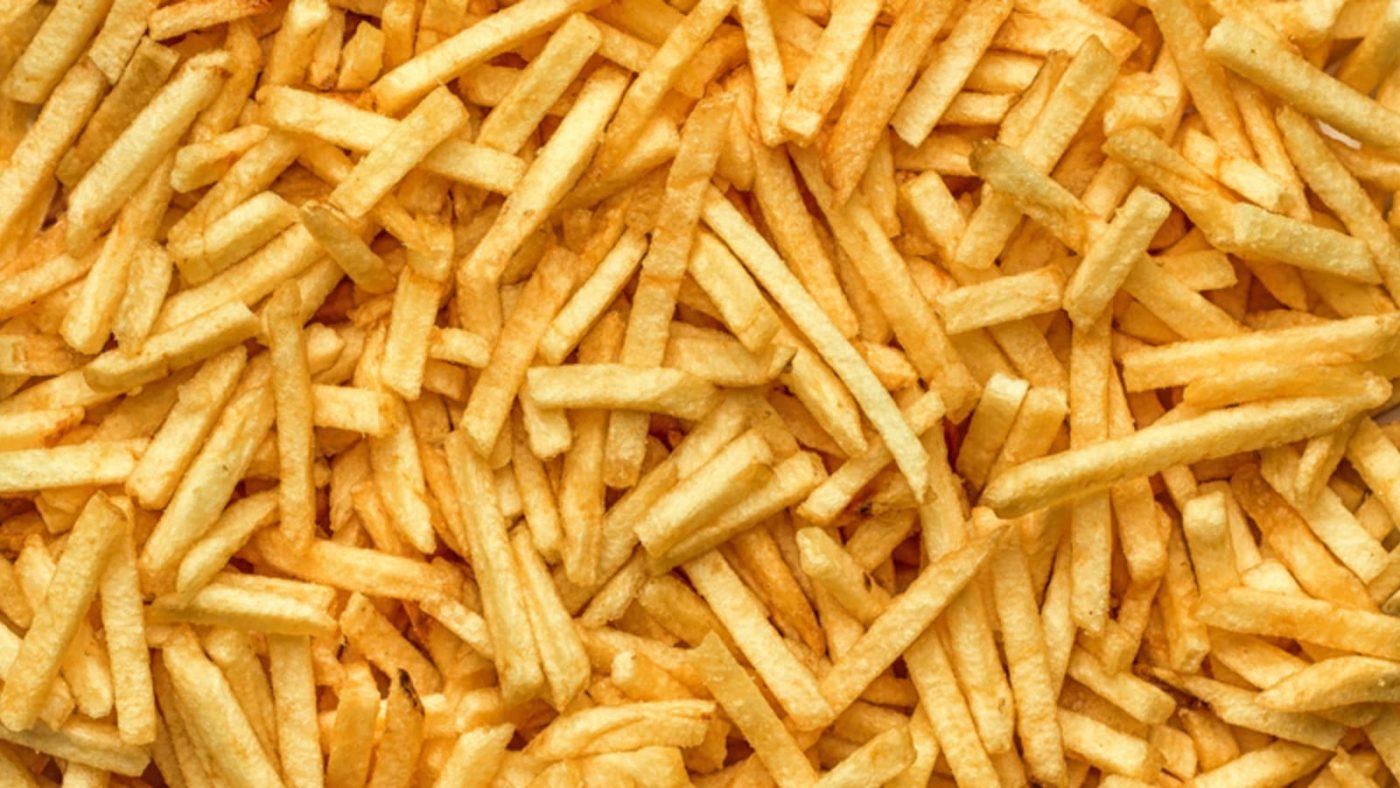 Bệnh tiểu đường nên kiêng khoai tây chiên