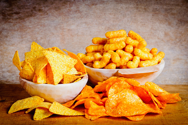 Bệnh tiểu đường nên kiêng ăn thực phẩm đóng gói