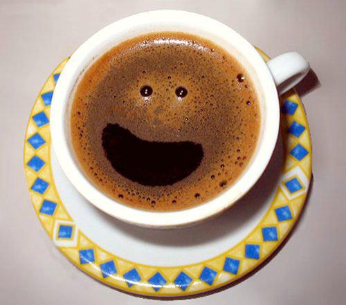 Cà phê có thể làm bạn hạnh phúc hơn