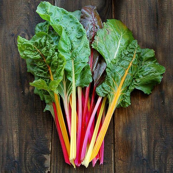 Cải cầu vồng có lượng calo thấp nhưng chứa nhiều vitamin