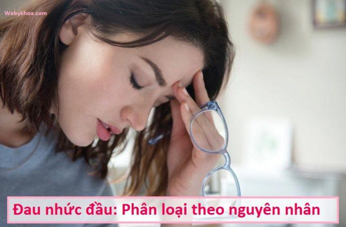 Đau nhức đầu: Phân loại theo nguyên nhân - Triệu chứng bệnh tiềm ẩn