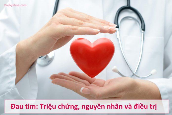 Đau tim: Triệu chứng, nguyên nhân và điều trị