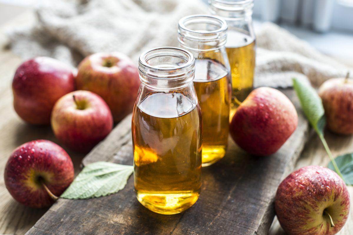 Giấm táo chứa các chất có lợi cho sức khỏe