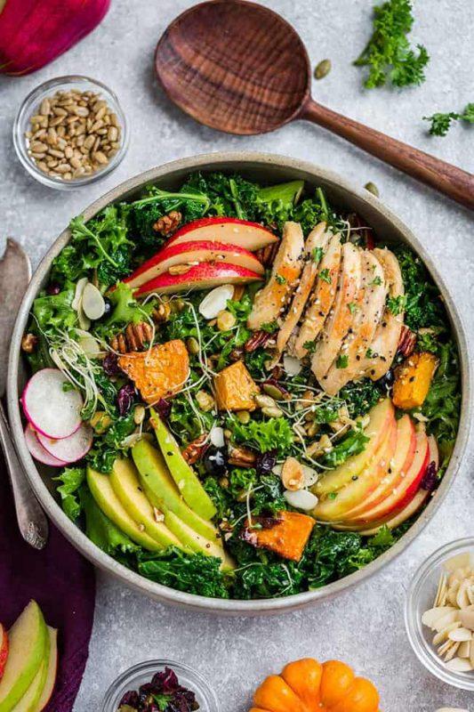 Thói quen 1: Ăn thực phẩm đa dạng, nhiều màu sắc