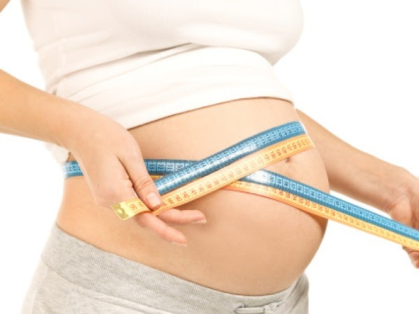 Phụ nữ mang thai tăng bao nhiêu cân là hợp lý