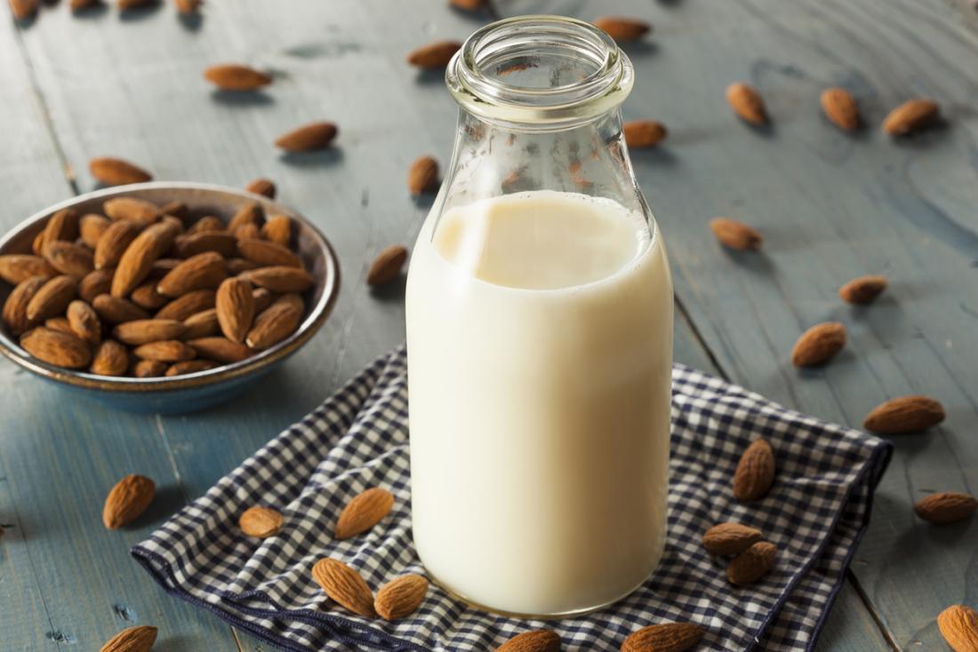 Sữa hạt hạnh nhân