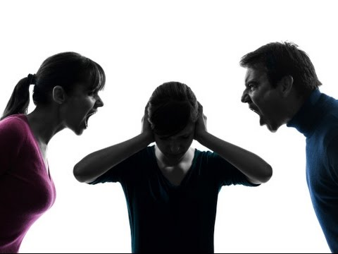 Tại sao cha mẹ lại la hét trẻ?