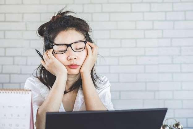 Thiếu ngủ ảnh hưởng hệ thống thần kinh trung ương