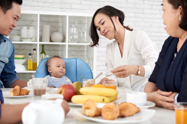 Thói quen 8: Ăn bữa tối cùng gia đình
