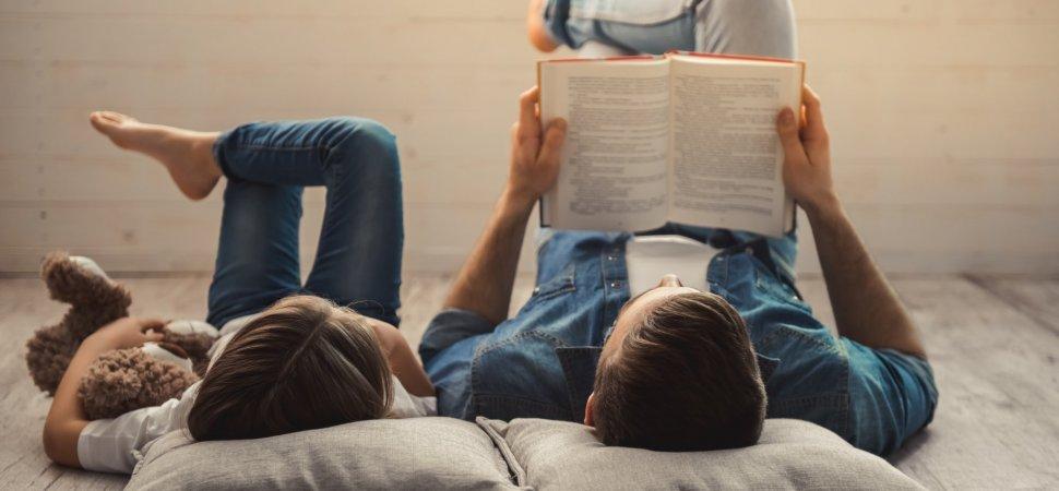 Thói quen tốt đọc sách mỗi ngày