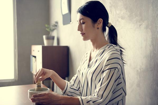 Lợi ích sức khỏe của matcha cũng tương tự trà xanh